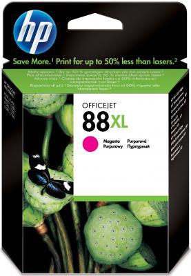 Картридж HP C9392AE №88 XL для OfficeJet K550 Magenta картридж для принтера nv print для hp cf403x magenta
