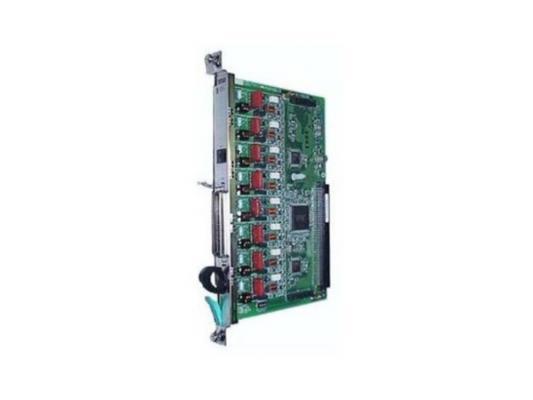 Panasonic KX-TDA6178XJ (плата на 24 внутренних аналоговых линий для TDA600) атс panasonic kx tem824ru аналоговая 6 внешних и 16 внутренних линий предельная ёмкость 8