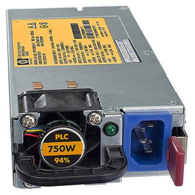 Блок питания Hot Plug Redundant Power Supply 750W Option Kit 150G6 160G6 512327-B21 power supply 90w auto air dc adaptor kit