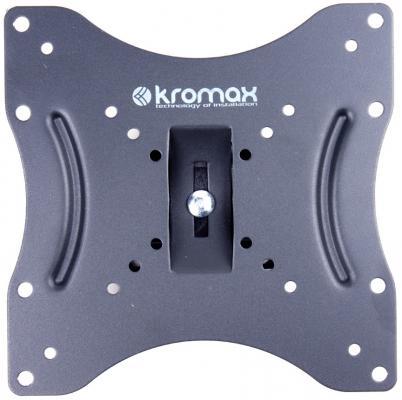 Настенное крепление Kromax GALACTIC-11 серый 17' -37'' до 25 кг