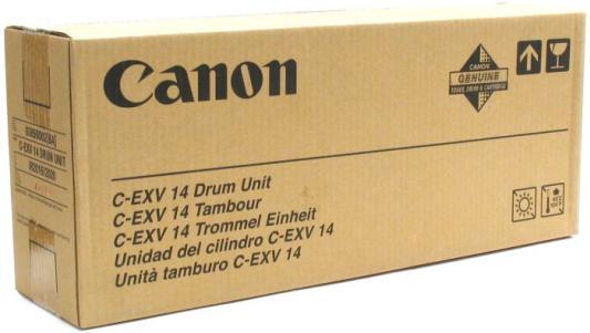 Фотобарабан Canon C-EXV14 для iR2016 2020 черный