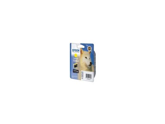 Купить Картридж Epson C13T09644010 T0964 для Epson Stylus Photo R2880 желтый