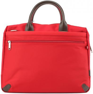 "все цены на  Сумка для ноутбука 15"" Sumdex NON-913RD Meg Cosmo Brief Red нейлон/полиэстер  онлайн"