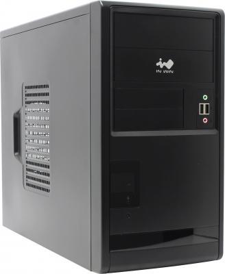 Корпус microATX InWin EMR013 450 Вт чёрный