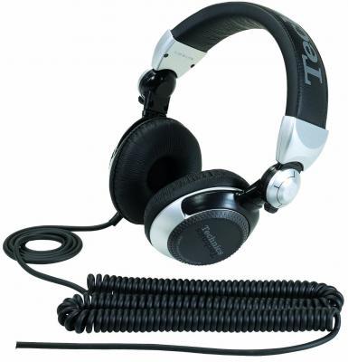 Наушники Technics RP-DJ1210E-S мониторные