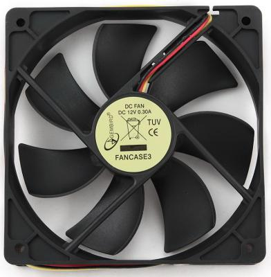 Вентилятор Gembird FANCASE3 для СБ 120x120x25 3pin