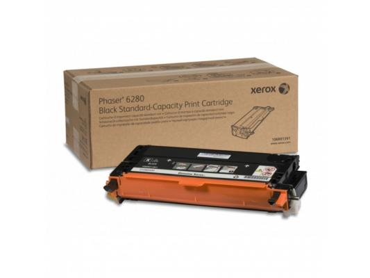 все цены на Картридж Xerox 106R01403 для Phaser 6280 Black Черный 7000стр онлайн