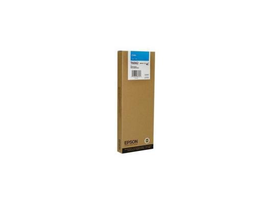 все цены на Картридж Epson C13T606200 для Epson Stylus Pro 4880 голубой 220 мл онлайн
