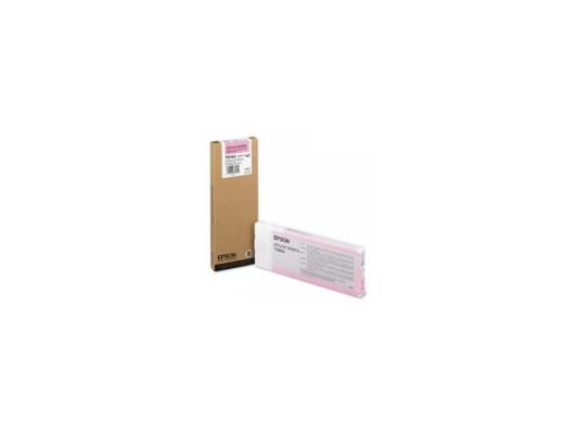 Картридж Original Epson [C13T606600] для Epson Stylus Pro 4880 (220 мл) Vivid Light Magenta pro svet light mini par led 312 ir
