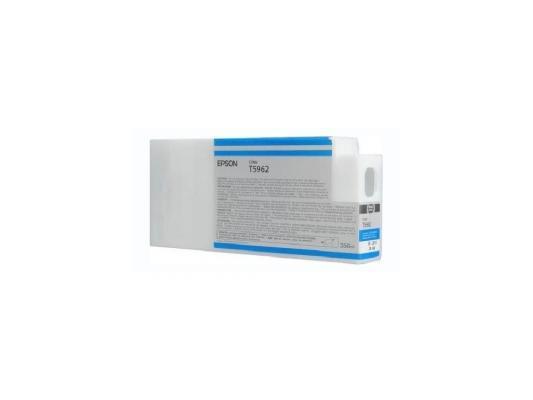 Картридж Epson C13T596200 для Epson Stylus Pro 7900/9900 голубой картридж epson t009402 для epson st photo 900 1270 1290 color 2 pack