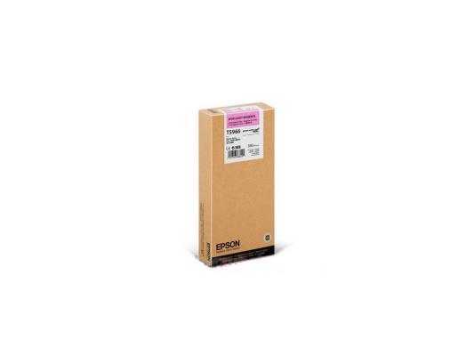 Купить Картридж Epson C13T596600 для Epson Stylus Pro 7900/9900 светло-пурпурный