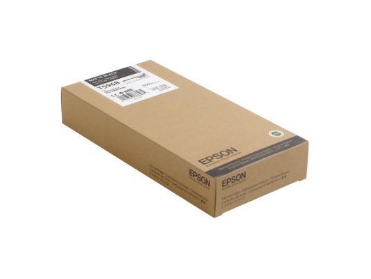 Купить Картридж Epson C13T596800 для Epson Stylus Pro 7700/7900/9700/9900 матовый черный 350мл