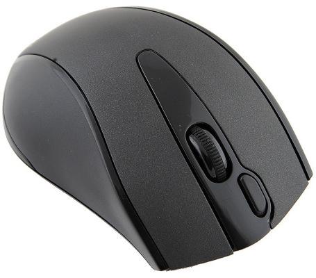 цена на Мышь беспроводная A4TECH G9-500F-1 чёрный USB