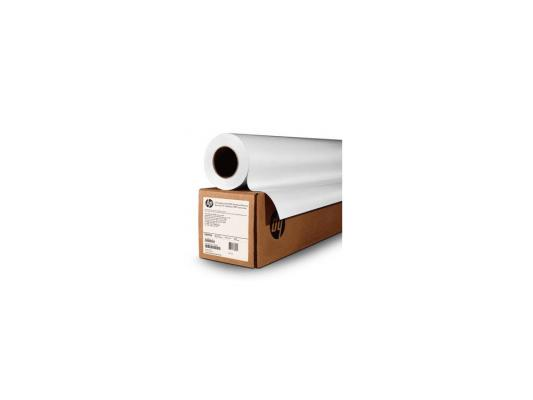 Бумага HP Q1413A/B 36 A0 914мм x 30.5м 125г/м2 рулон с покрытием для струйной печати сверхплотная универсальная бумага hp c6569c сверхплотная бумага с покрытием 1067мм 30 5м 130г м2