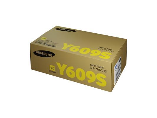 Картридж Samsung CLT-Y609S для CLP-770ND желтый