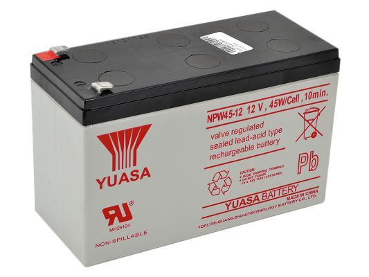 Батарея Yuasa NPW45-12 12V/9AH цены онлайн
