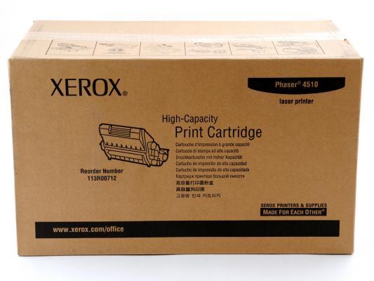Картридж Xerox 113R00712 для Phaser 4510 19000стр