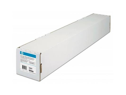 Бумага HP Q1414B Особоплотная универсальная бумага с покрытием, 1067мм * 30м, 120 г/м2 бумага hp c6569c сверхплотная бумага с покрытием 1067мм 30 5м 130г м2