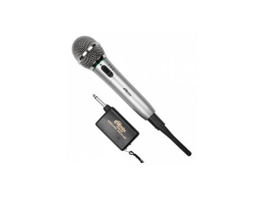 Микрофон Ritmix RWM-101 5м черный