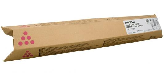 все цены на Картридж Ricoh type MPC4500E для Ricoh Aficio MP C3500/C4500 пурпурный 17000стр 884932 онлайн