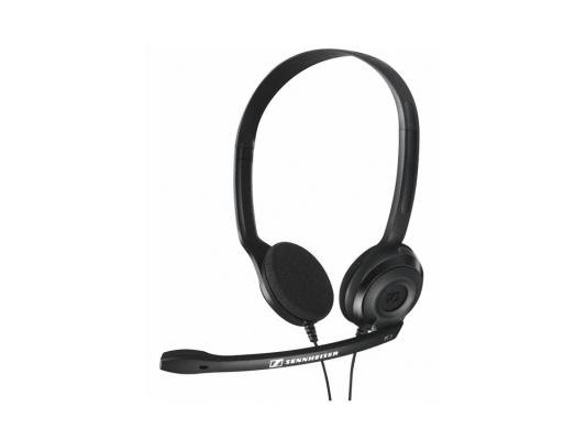 Гарнитура Sennheiser PC 3 CHAT интерком система sennheiser hmd 46 3 6