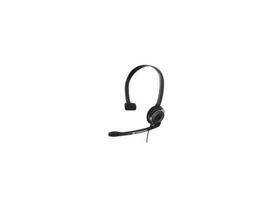 Гарнитура Sennheiser PC 7 USB черный цена