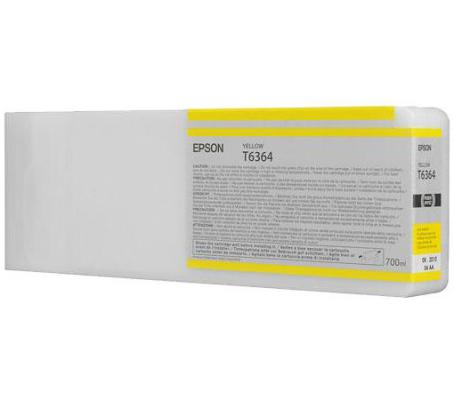 Купить Картридж Epson C13T636400 для Epson Stylus Pro 7900/9900 желтый