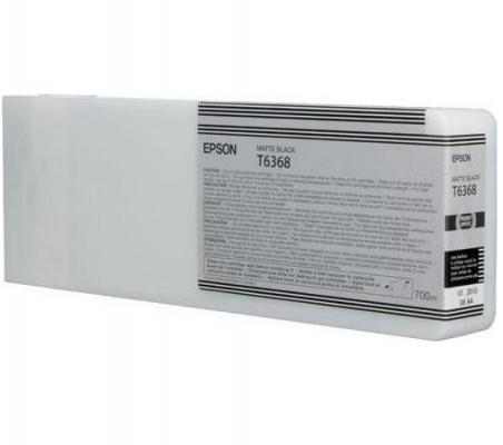Картридж Epson C13T636800 для Epson Stylus Pro 7900/9900 матовый черный картридж epson c13t636800 для epson stylus pro 7900 9900 матовый черный