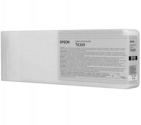 Картридж Epson C13T636900 для Epson Stylus Pro 7900/9900 светло-серый  - купить со скидкой