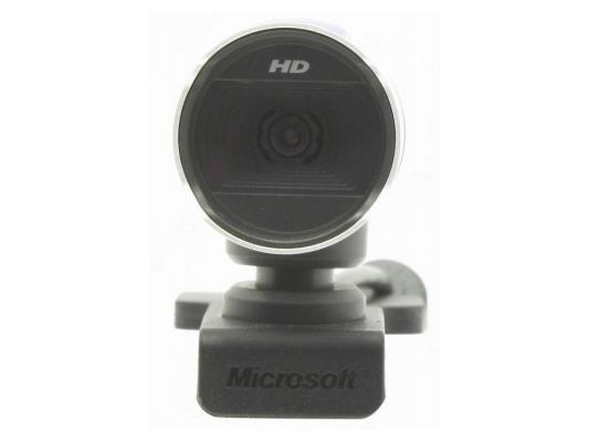 Веб-Камера Microsoft Lifecam Studio 5WH-00002 камера web microsoft lifeсam studio for business usb2 0 с микрофоном 5wh 00002 черный