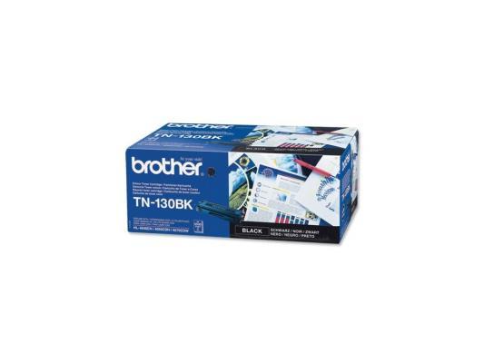 Лазерный картридж Brother TN-130BK черный для HL-4040CN 4050CDN DCP-9040CN MFC-9440CN 2500 стр тонер картридж brother tn130c голубой для hl 4040cn hl 4050cdn dcp 9040cn mfc 9440cn 1500 стр