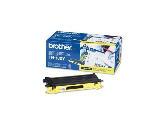 Лазерный картридж Brother TN-130Y желтый для HL-4040CN 4050CDN DCP-9040CN MFC-9440CN 1500стр