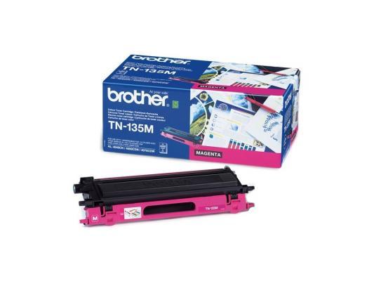 Лазерный картридж Brother TN-135C голубой для HL-4040CN 4050CDN DCP-9040CN MFC-9440CN 4000стр