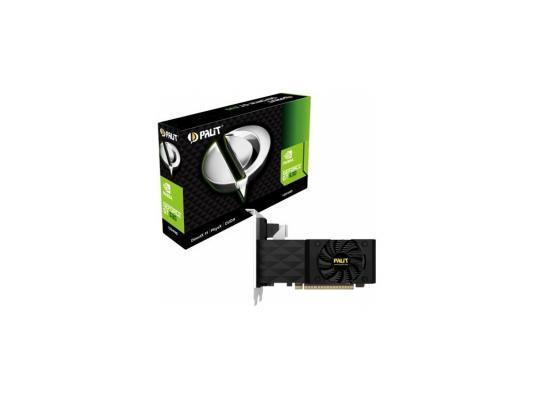 Видеокарта 1024Mb Palit GeForce GT630 PCI-E 128bit D-Sub DVI HDMI OEM