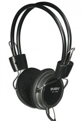 Гарнитура Sven AP-520 черный стоимость