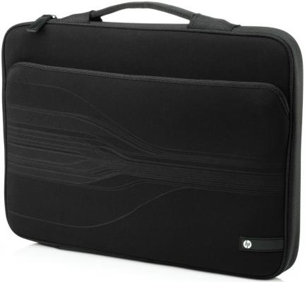 "Сумка для ноутбука 14"" HP Notebook Sleeve FF Black Stream WU676AA"