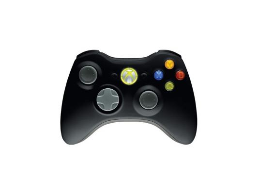 Беспроводной геймпад Microsoft Xbox 360 Wireless Controller for Windows JR9-00010 wireless controller for microsoft xbox one computer pc controller controle mando for xbox one slim console gamepad pc joystick