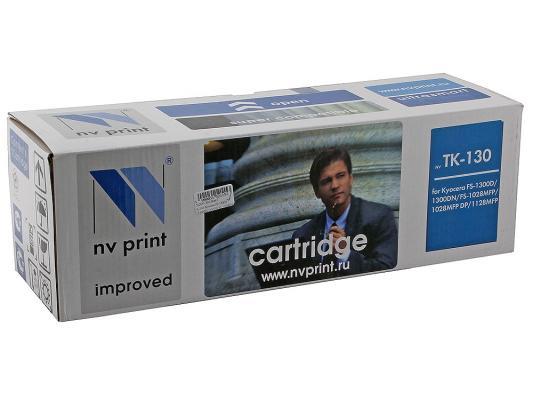 Картридж NV-Print TK-130 для Kyocera FS-1300D/1300DN/1350DN/FS-1028MFP свитшот print bar limp bizkit