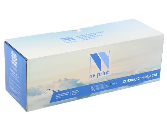 Картридж NV-Print CC530A черный для HP CLJP2025 2320 картридж nv print hp c4092a для 1100 1100a 3200