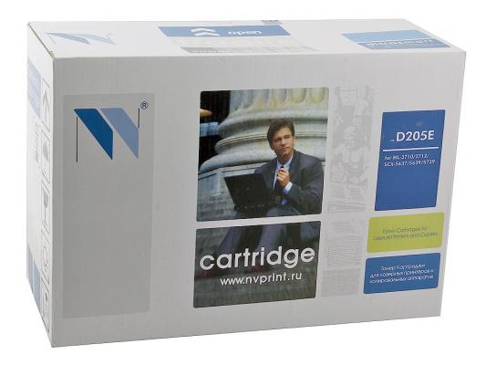 Картридж NV-Print MLT-D205E для Samsung ML-3310/3710/SCX-5637/4833 картридж nv print для samsung sl m2620 2820 2870 3000k nv mltd115l