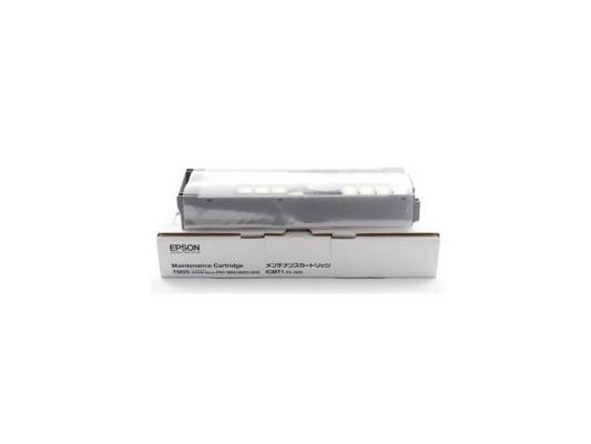 Картридж Original Epson [C13T582000] впитывающий для Epson Stylus Pro 3800 new and original ink system assy tank supply for epson pro 3890 3850 3800 3880 holder with tube