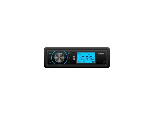 Автомагнитола Supra SFD-85U USB MP3 SD MMC без CD-привода 1DIN 4x50Вт Черный
