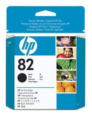 Струйный картридж HP CH565A №82 для DeskJet 510 111 Black картридж hp 934 black c2p19ae