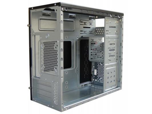 Корпус microATX Formula FM-501D 400 Вт чёрный