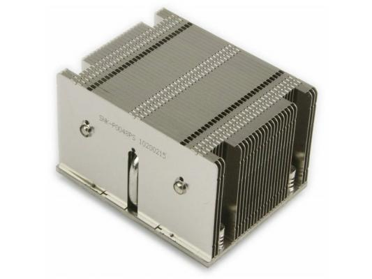 Радиатор SuperMicro SNK-P0048PS 2U Passive CPU Heat Sink for X9 LGA2011
