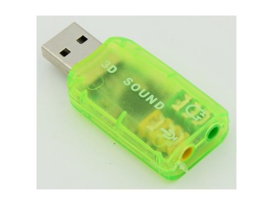 Звуковая карта внешняя USB COMODOW PD533 2.0