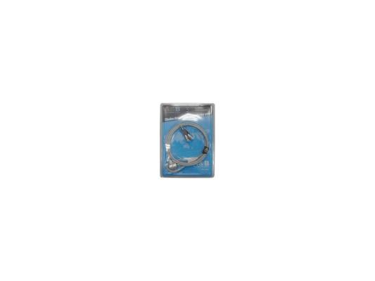 цена на Трос безопасности для ноутбука с замком Cable Lock NCL-101