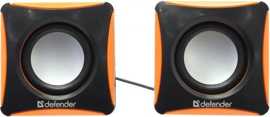 Колонки DEFENDER SPK-480 2x2 Вт USB 65480