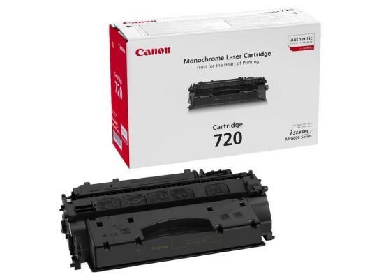 Купить Картридж Canon 720 для Canon i-MF6680dn черный 5000стр