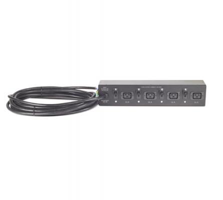 Блок розеток APC Rack PDU Extender Basic 2U 32A 230V (4) IEC C19 AP7585